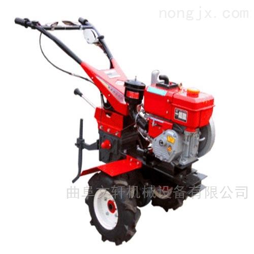 农用手扶拖拉机旋耕机多功能开沟起垄回填机