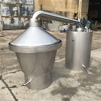 不锈钢蒸酒锅 直烧煤气烤酒锅 酿酒设备