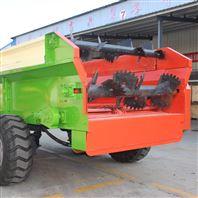 牵引式固态肥撒料车