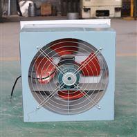 低噪声方形壁式轴流风机带防雨百叶窗
