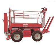 果园机械3GP-155自走式果园作业平台