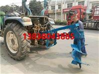 多大马力的拖拉机可以带挖坑机