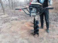 大马力手扶式挖树坑的机器