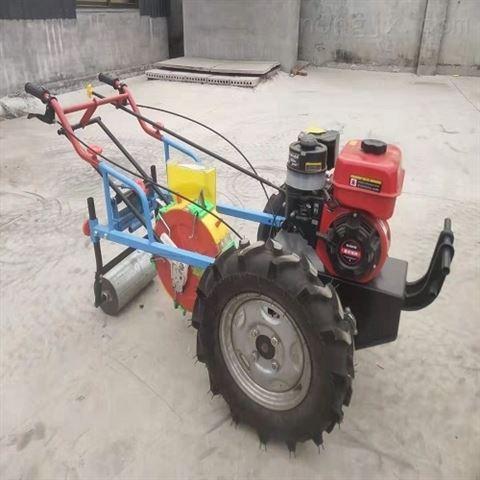 雙輪自動播種機