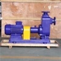 ZW自吸式无堵塞排污泵不锈钢管道式抽淤泥