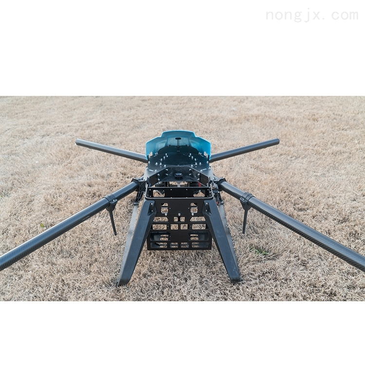 启飞智能植保飞机四旋翼机壳颜色可换机架