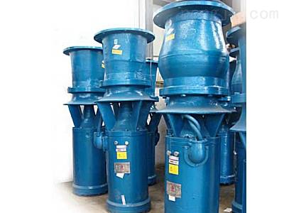 华源QSH型混流泵