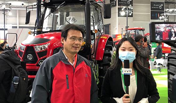需求引导创新:东风农机推出无级变速、动力换档拖拉机
