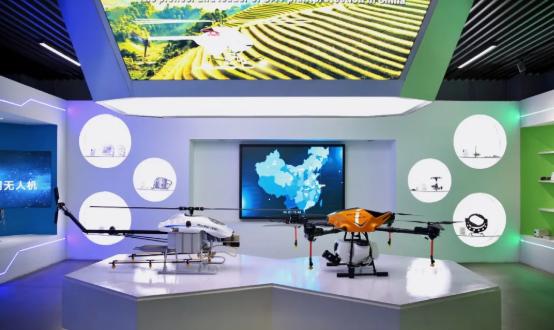汉和资讯 | 汉和无人机入选江苏省绿色防控联合推介产品