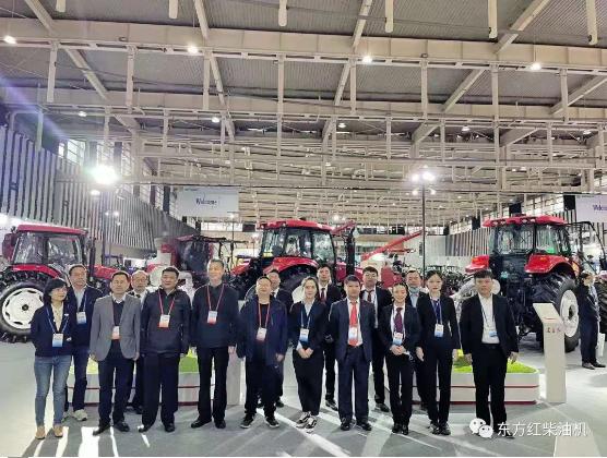 助力农机智造,创新赋能未来——东方红柴油机闪耀江苏农机展