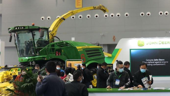 """""""四分""""農機化發展目標任務研究工作推進會在京召開"""