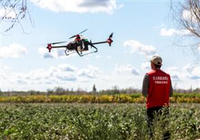 助力中小企业高质量发展,极飞科技智慧农业赋能打开新道路