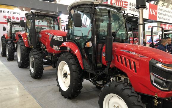 云南省2021年第二批农机购置补贴形式审核通过的轮式拖拉机和果蔬烘干机产品的公示