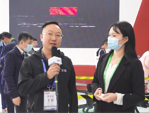 CIAME2020:专访广州极飞科技有限公司渠道部总经理曾凡华