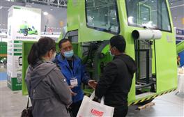 2021全国农机展:顺邦农机多款秸秆处理设备广受关注